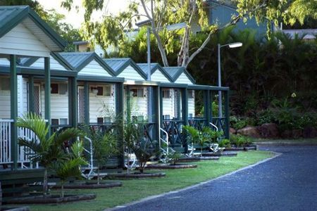 Discovery Holiday Parks Capricorn Coast - Accommodation Cooktown