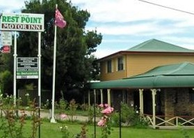 Rest Point Motel - Accommodation Cooktown
