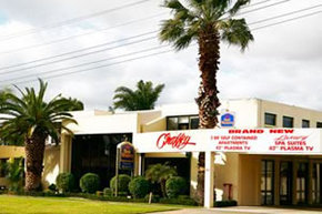 Best Western Chaffey International Motor Inn - Accommodation Cooktown