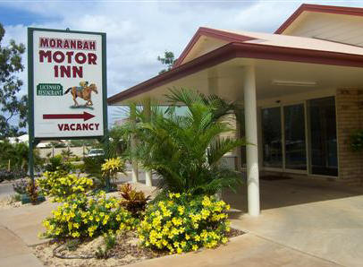 Moranbah Motor Inn Bar And Restaurant - Accommodation Cooktown