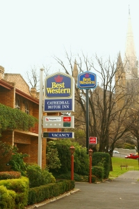 Best Western Cathedral Motor Inn