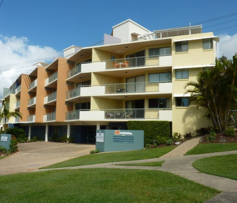 Kings Bay Apartments - Accommodation Cooktown