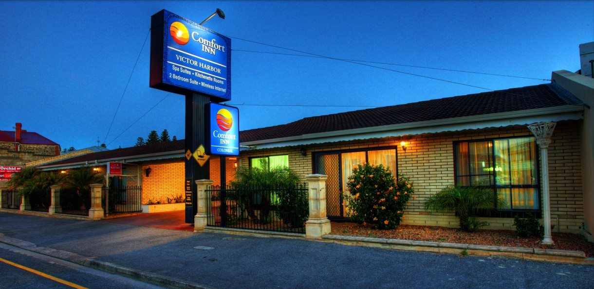 Comfort Inn Victor Harbor - Accommodation Cooktown