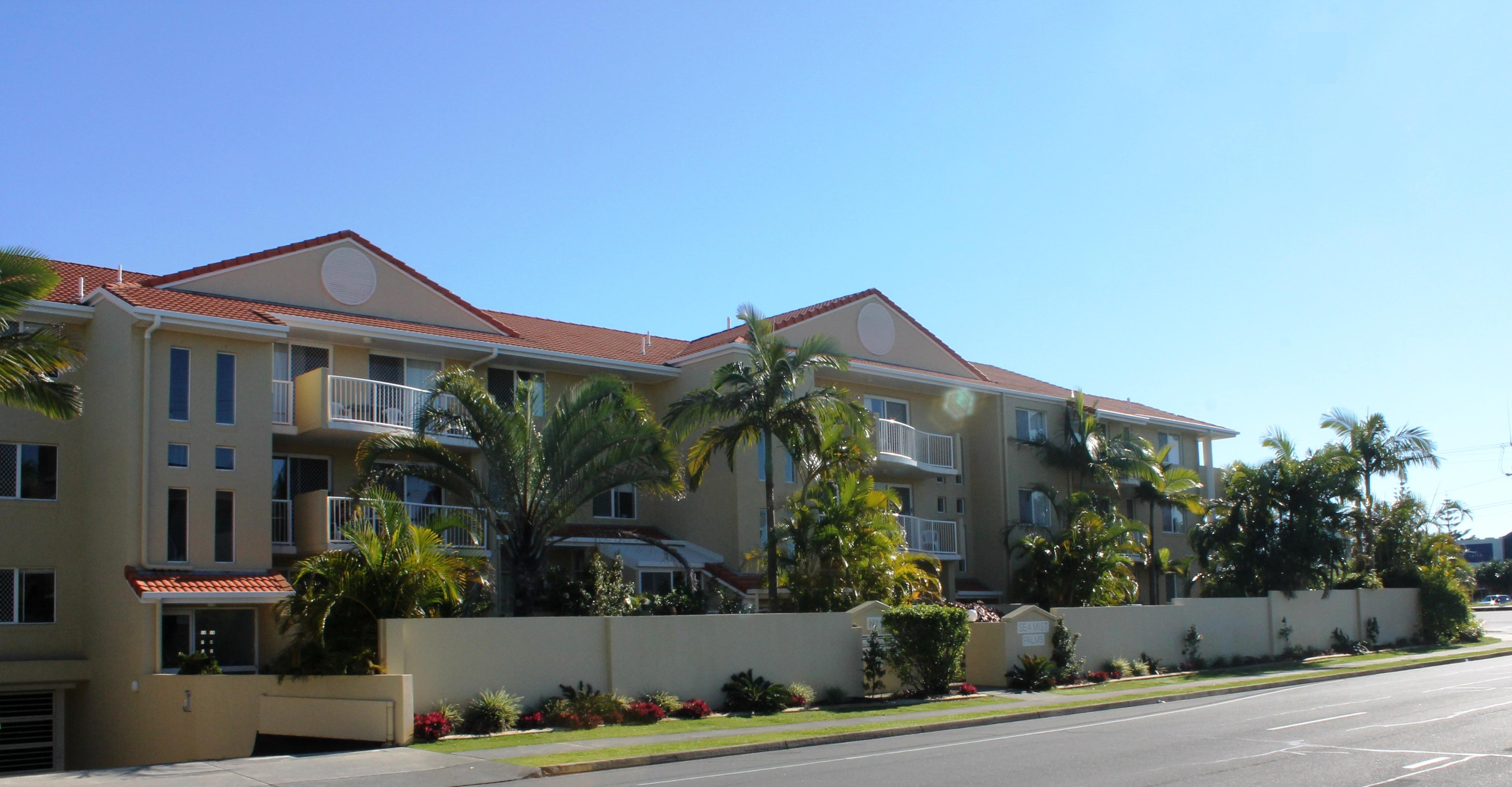 Sea Mist Palms - Accommodation Cooktown
