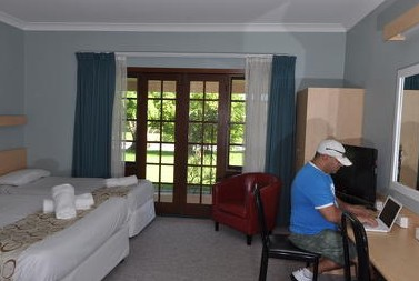 Poplars Inn - Accommodation Cooktown