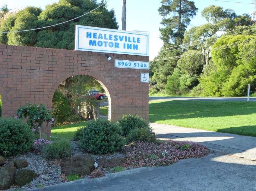 Healesville Motor Inn - Accommodation Cooktown