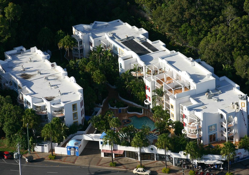 Santorini By The Sea - Accommodation Cooktown