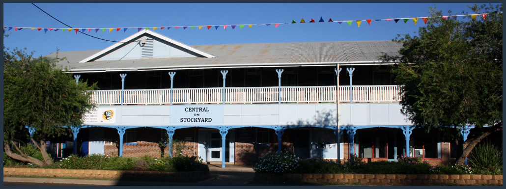 Central on Stockyard  - Accommodation Cooktown
