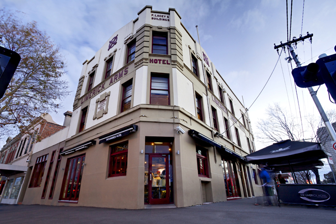 The Limerick Arms Hotel - Accommodation Cooktown