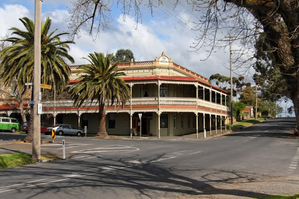 The Midland Hotel Castlemaine - Accommodation Cooktown