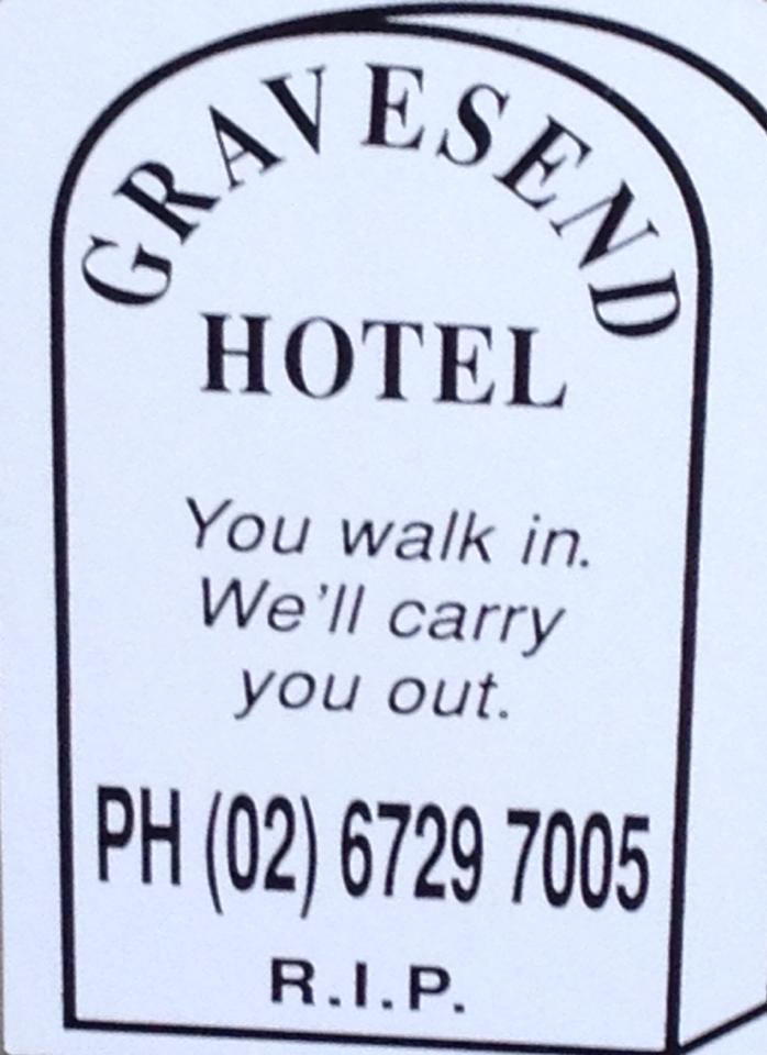 Gravesend Hotel - Accommodation Cooktown