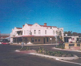 Namoi Hotel Motel - Accommodation Cooktown