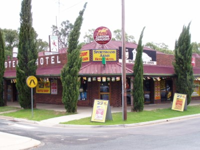 Sportsmans Arms Hotel Motel - Accommodation Cooktown