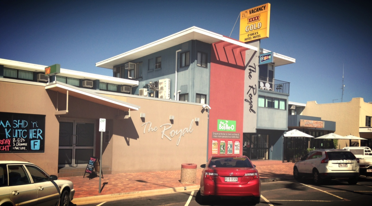 O'shea's Royal Hotel - Accommodation Cooktown