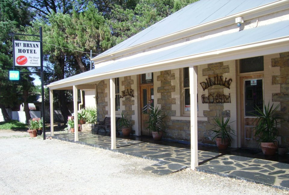 Mount Bryan Hotel - Accommodation Cooktown