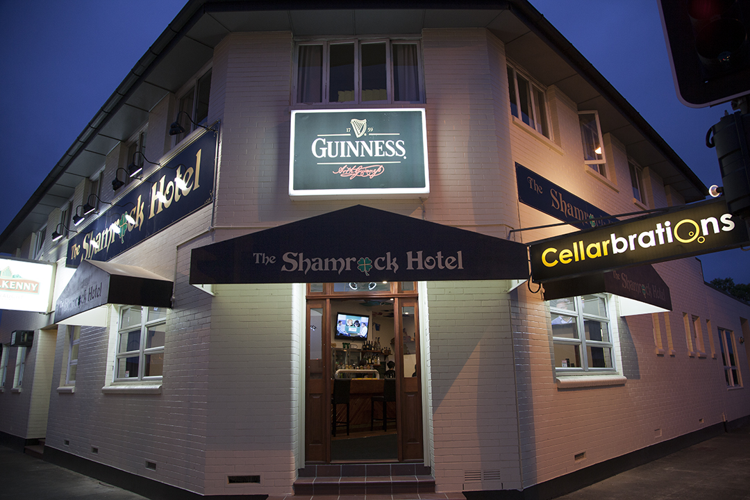 Shamrock Hotel - Accommodation Cooktown
