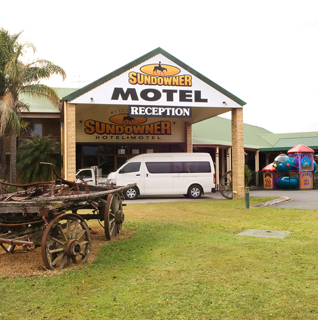 Sundowner Hotel - Accommodation Cooktown
