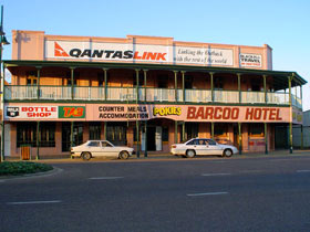 Barcoo Hotel - Accommodation Cooktown