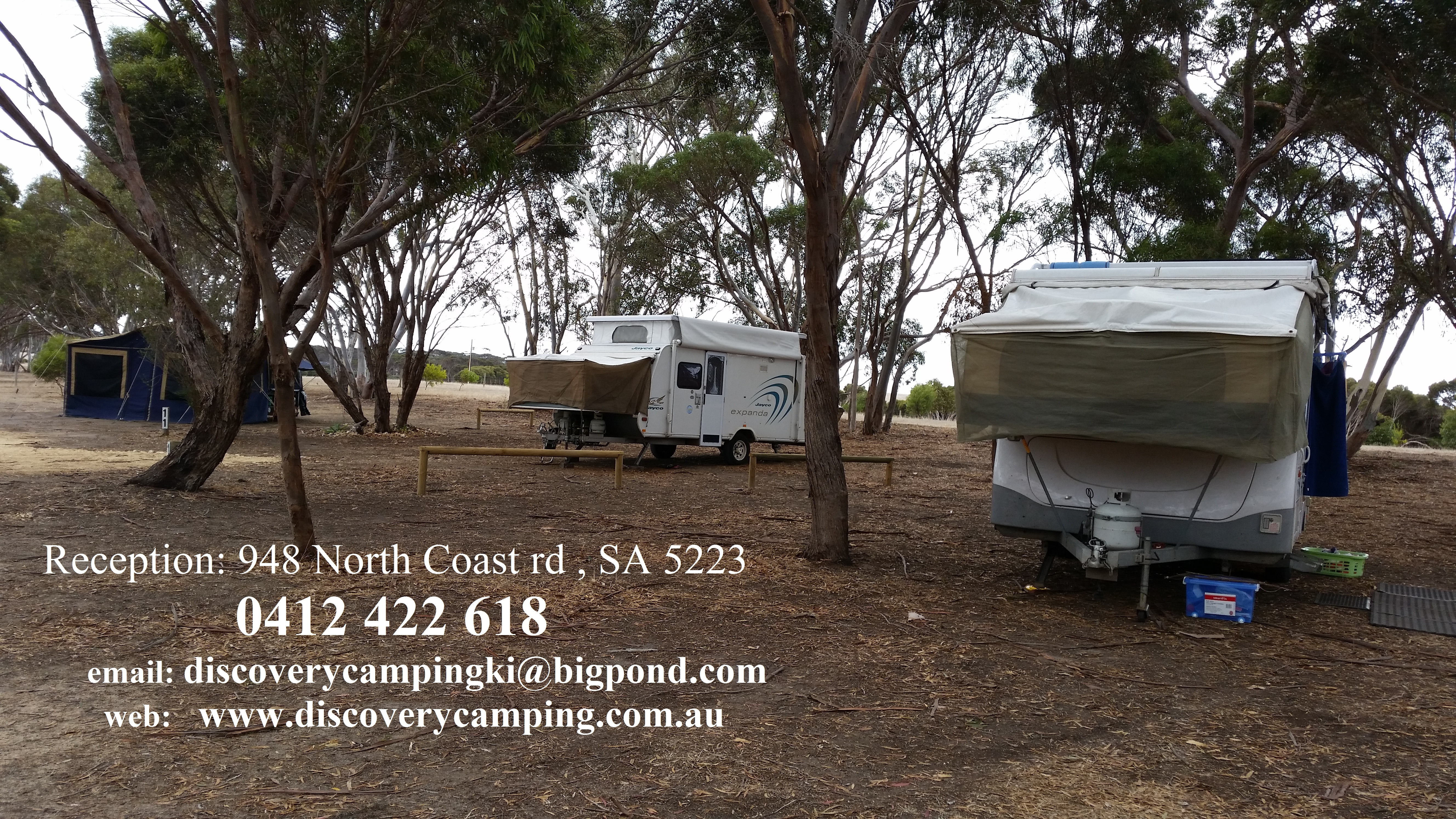 Discovery Lagoon  Caravan  Camping Grounds - Accommodation Cooktown