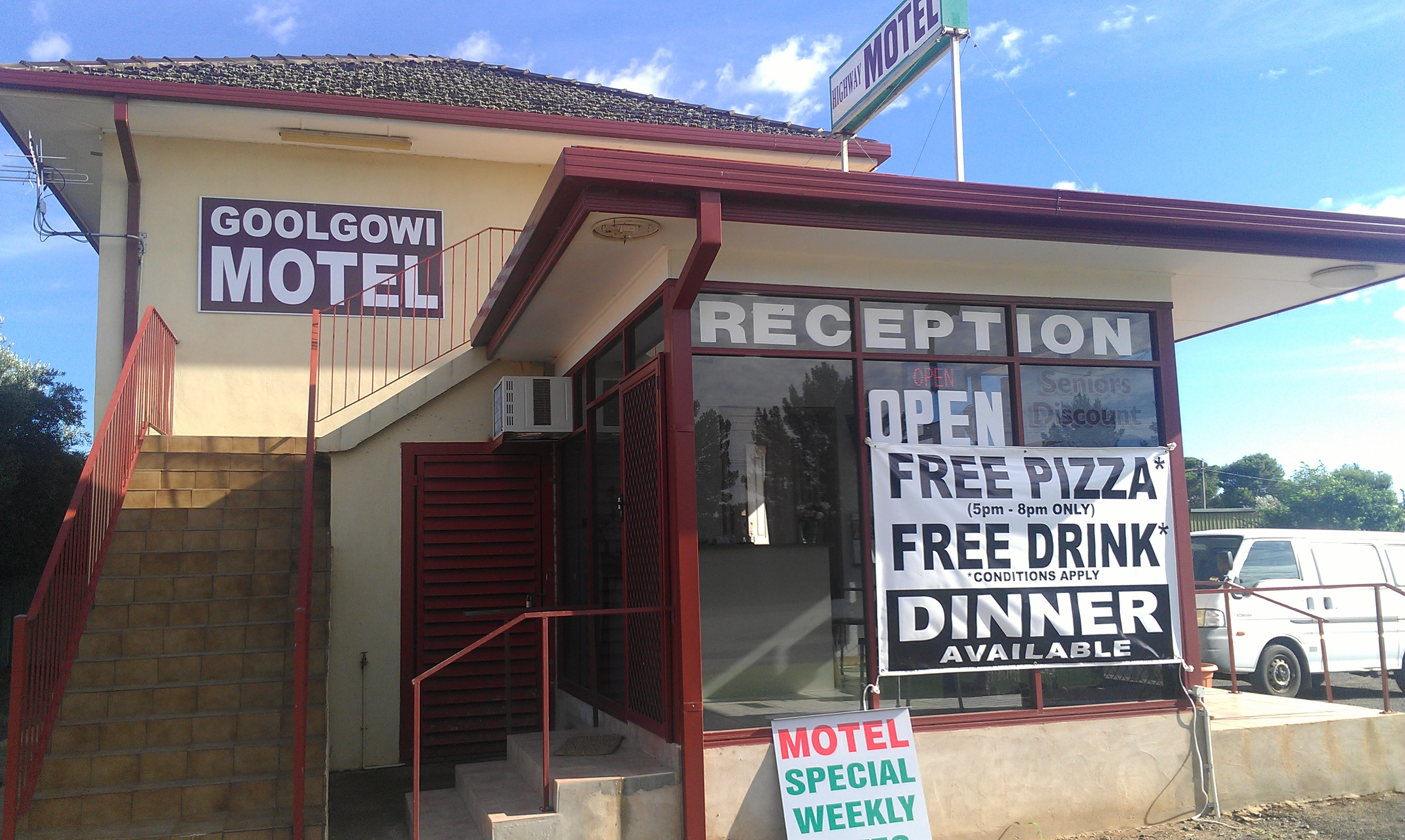 Royal Mail Hotel Goolgowi - Accommodation Cooktown