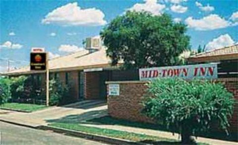 Comfort Inn - Mid Town - Accommodation Cooktown