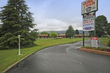 Colonial Motor Inn - Lithgow - Accommodation Cooktown