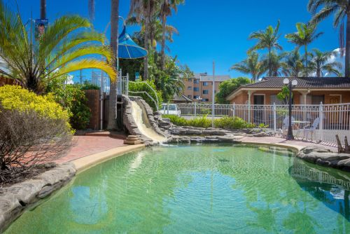 Sapphire Palms Motel - Accommodation Cooktown