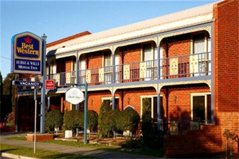 Best Western Burke amp Wills Motor Inn - Accommodation Cooktown