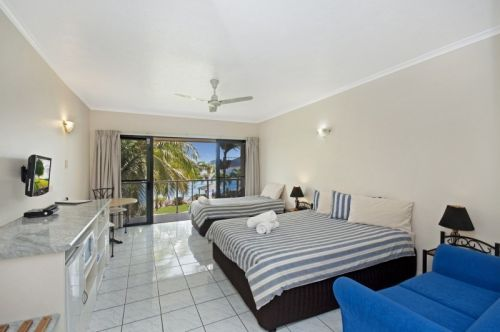 Hinchinbrook Marine Cove Motel - Accommodation Cooktown