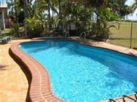 Kinka Palms Beach Front Apartments/Motel - Accommodation Cooktown