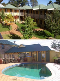 Pioneer Motel Kangaroo Valley - Accommodation Cooktown