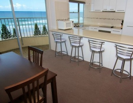 Pacific Plaza Apartments - Accommodation Cooktown