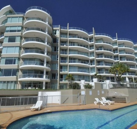 Palm Springs Residences - Accommodation Cooktown