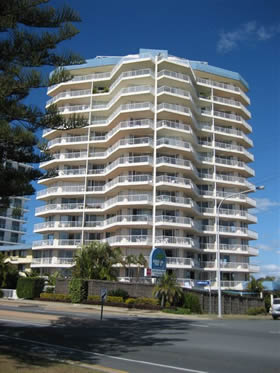 Meridian Tower - Accommodation Cooktown