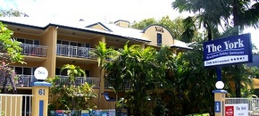 The York Beachfront Holiday Apartments - Accommodation Cooktown