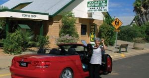 Blackall Acacia Motor Inn - Accommodation Cooktown