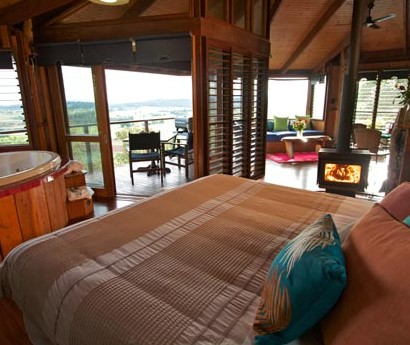 Mt Quincan Crater Retreat - Accommodation Cooktown