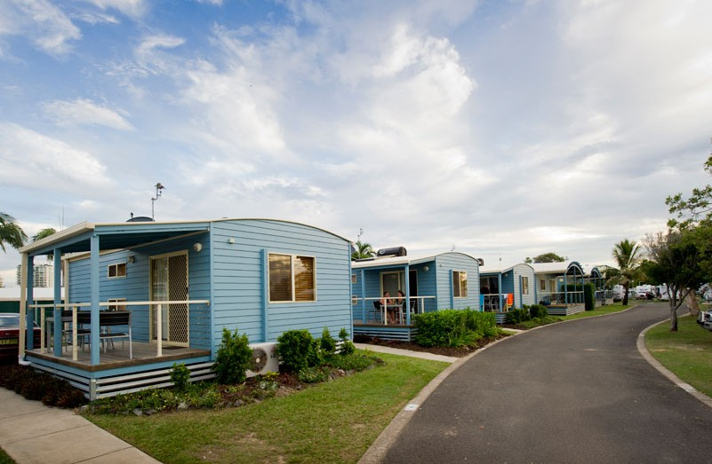 Cotton Tree Holiday Park - Accommodation Cooktown