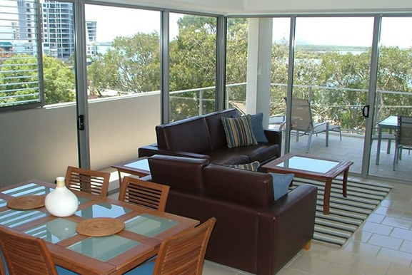 Space Holiday Apartments - Accommodation Cooktown