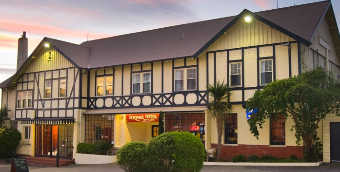 The Portsea Hotel - Accommodation Cooktown