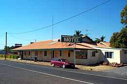 Wagon Wheel Motel - Accommodation Cooktown