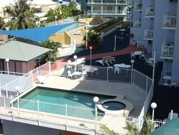 Cullen Bay Serviced Apartments - Accommodation Cooktown