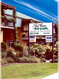 The Vines - Accommodation Cooktown