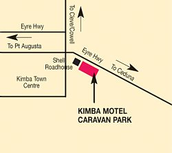 Kimba Motel Caravan Park - Accommodation Cooktown