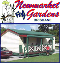 Newmarket Gardens - Accommodation Cooktown