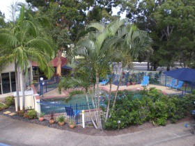 Rainbow Getaway Resort - Accommodation Cooktown