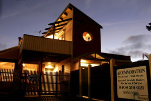 Black Dolphin Luxury Accommodation - Accommodation Cooktown