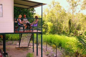 Manbulloo Homestead - Accommodation Cooktown