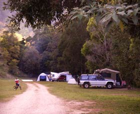 Mt Warning Holiday Park - Accommodation Cooktown