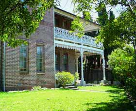 Old Rectory Bed And Breakfast Guesthouse - Sydney Airport - Accommodation Cooktown